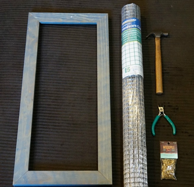 Materials for Clip Frame