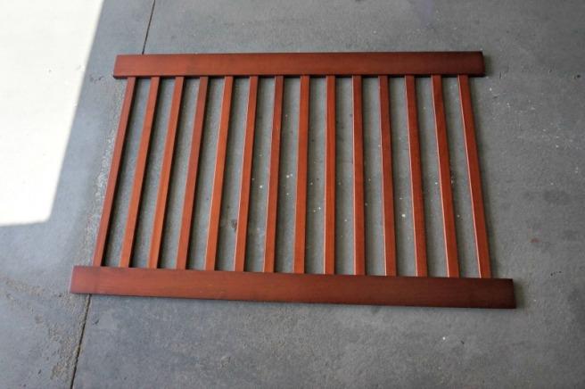Crib Slats