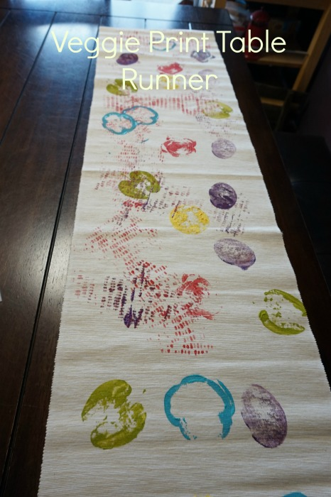 Table Runner - Cover