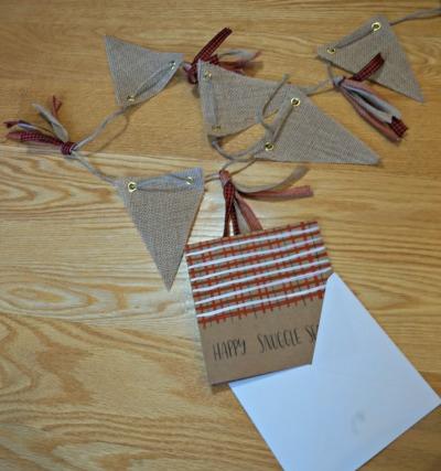 envelope-bunting